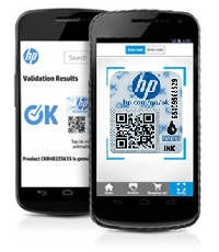phone toner hp